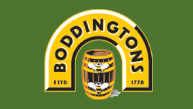 Boddingtons on tap